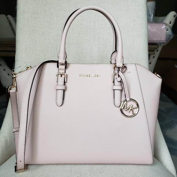 f7323cc23ea3 MICHAEL Michael Kors Bags | Nwt Michael Kors Lg Ciara Satchel Bag ...